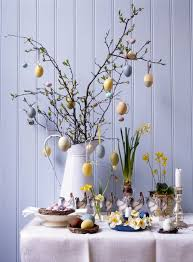 Easter Decorations Tree by Easter Branch Trees U2013 Happy Easter 2017