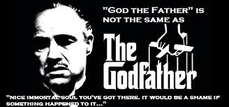 Godfather Meme - god the father vs the godfather