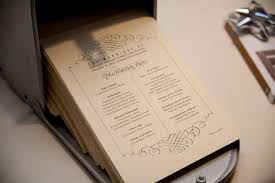 cardstock for wedding programs inexpensive wedding programs buy card stock at hobby lobby