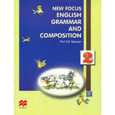 macmillan new focus english grammar and composition for class 2