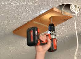 Diy Kitchen Lighting Diy Kitchen Pendant Lights How To Change A Recessed Light To
