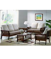 Sofa Set Living Room Collection In Wooden Sofa Sets For Living Room With On Traditional