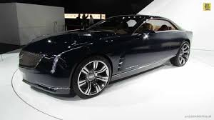 Cadillac Elmiraj Concept Price 2015 Cadillac Elmiraj A Cadillac Luxury Sedan