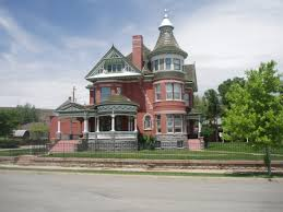 ferris mansion rawlins wyoming this place is haunted had a friend