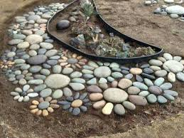 How To Build A Rock Garden Bed Rock Flower Bed Http Kitchenfunwithmy3sons 2016 03 The Best