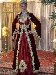 robe algã rienne mariage robe algérienne pour mariage
