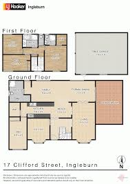 787 Floor Plan by 17 Clifford Crescent Ingleburn Nsw 2565 Sold Realestateview
