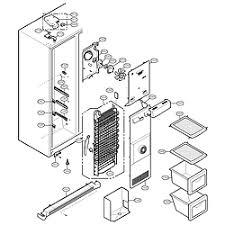 lg refrigerator parts model lrsc26925sw sears partsdirect
