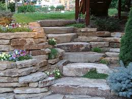 Retaining Wall Stairs Design Retaining Walls Personal Touch Landscaping Colorado Springs