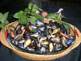 basilic cuisine moules au basilic thaï cuisine moules au basilic thaï