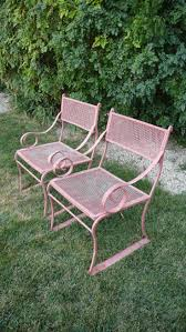 Antique Patio Chairs 53 Best Wrought Iron Tables Woodard Images On Pinterest Wrought