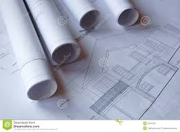 Blueprints Of A House Blueprints Of A House Stock Photography Image 2014342