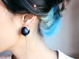 creative earrings 18 of the most creative earrings for geeky bored panda