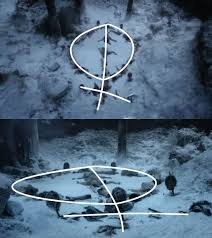 Wildfire White Walkers by S5 E8 Symbols Related To The White Walkers Gameofthrones