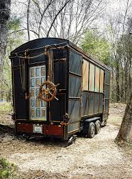 an incredible one of a kind expanding tiny house tiny houses