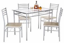 Dining Tables 4 Chairs Top 8 Best Glass Dining Tables In 2017 Reviews