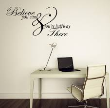 Home Decor Sayings by Inspirational Quotes Wall Art Decals Color The Walls Of Your House