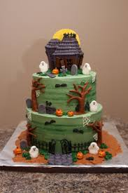 116 best haunted cakes images on pinterest halloween cakes