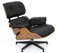 Leather Chair With Ottoman Eames Chair Replica 100 Leather High Quality