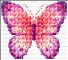 butterflies cross stitch patterns free search