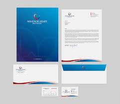 design by humans canada playful modern health care stationery design for a company by