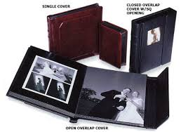 leather wedding photo albums professional photo albums wedding albums leather photographic