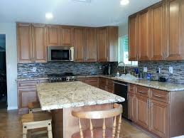 before and after see a complete kitchen remodel for 35 000