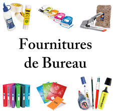 fournitures bureau fournitures bureau