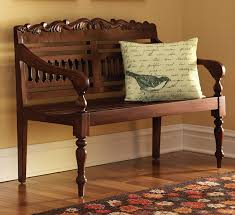 Entryway Bench Furniture Just Found This Wooden Entry Bench French Country Entry Bench