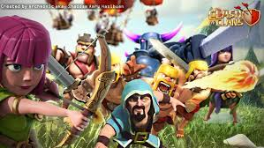 clash of clans wallpapers images clash of clans hd wallpaper wizard ws15 wallangsangit