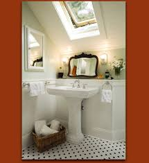 Houzzbathroomdesign Nish In An Attic Bath Houzzcom - American bathroom design