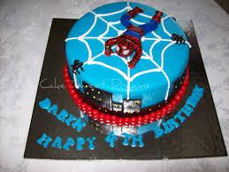 homemade spiderman birthday cake ideas 27229 my cake sweet