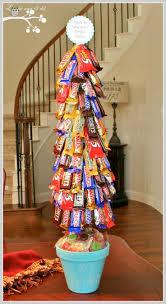 christmas chocolate trees christmas lights decoration