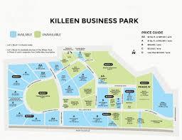 killeen map map killeen economic development corporation