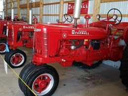 Tractor Barn 93 Year Old Head Of Hunterdon 4 H Fair Tractor Display Is Retiring