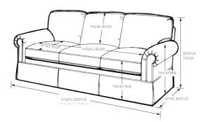 sofa seat depth measurement sofa seat depth medium size of living seat depth living room