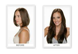clip in hair extensions before and after hair and hair extensions before and after hairstyles