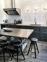 metal kitchen island 25 best stainless steel island ideas on stainless