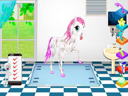 little pony makeup dress up equestrian girls games android apps