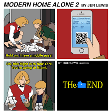 Home Alone Meme - 15 reasons the plot of home alone could never happen today
