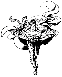 collecting superman coloring pages u2014 allmadecine weddings