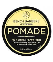 Pomade Fix hair styling hair care bath bench store