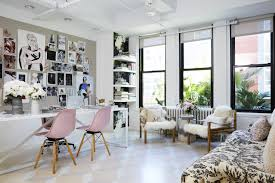 rebecca taylor u0027s new york office decor makeover photos