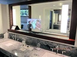 Tv Bathroom Mirror Tv In Bathroom Mirror Price Bathroom Mirror Price In Picture Of