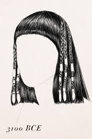 information on egyptain hairstlyes for and 29 best ancient hair images on pinterest sculpture hairstyles