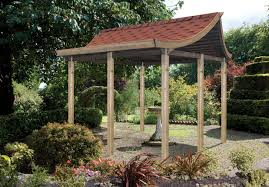 How To Make A Pergola by How To Build A Pergola For Your Garden In 10 Easy Steps My