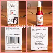 Serum Wajah Shop serum wajah aichun milk honey terdaftar bpom pandawi shop