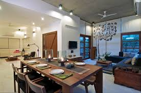 home drawing room interiors attractive green house dining space dividing drawing room interior