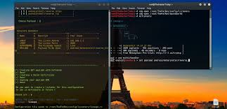 kali linux apk android backdoor with thefatrat tool in kali linux