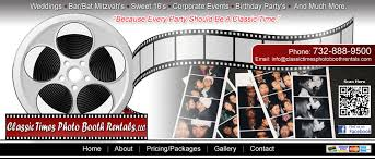 photo booth rental island classic times photo booth rentals llc